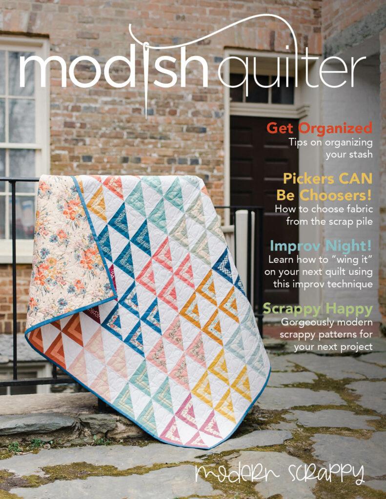 Issue 2: Modern Scrappy